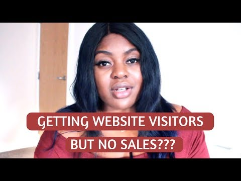 How to Convert Your Online Boutique Website Vistors into Sales