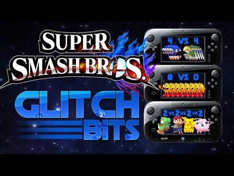 Super Smash Bros Wii U Character Glitches   Glitch Bits