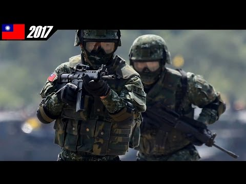 Republic of China Armed Forces 2017 │ 中華民國國軍 │ Flight of the Silverbird