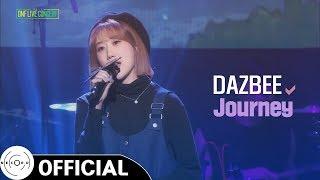 [2017 DnF LIVE CONCERT] DAZBEE - Journey