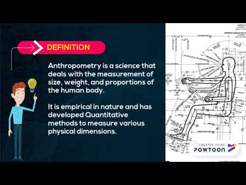 Introduction On Anthropometry