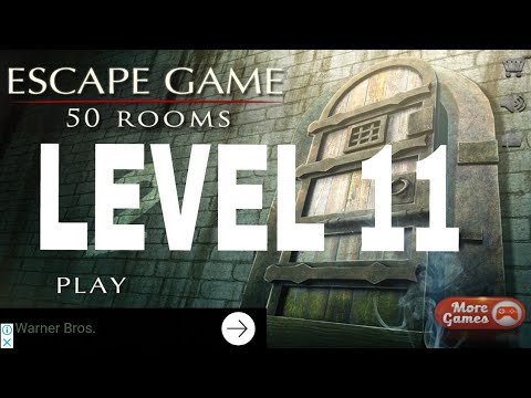Can You Escape The 100 Room 2  Level 11