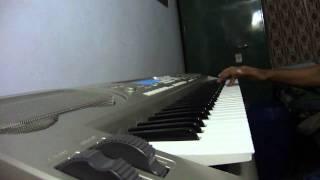 ko tamil movie song- amali thumali keyboard version by dhinesh
