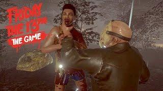 阿津 十三號星期五 Friday the 13th The Game #7 黑人跳舞有沒有搞頭啊?