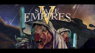 Space Empires V. Кастомная раса. День 2.