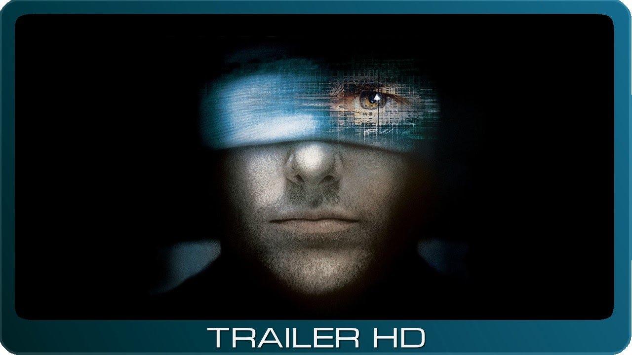 Minority Report ≣ 2002 ≣ Trailer ≣ German   Deutsch