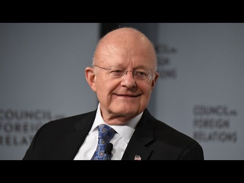 A Conversation With James Clapper