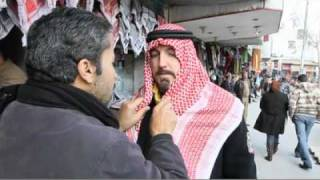 shemagh(شماغ) I experience Jordanian men