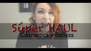 SÚPER HAUL: Kat Von D, Revlon, Make up Revolution, Aliexpress #vivaellowcost