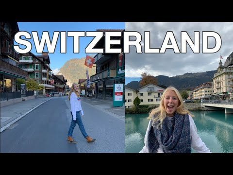 travel vlog: switzerland - study abroad