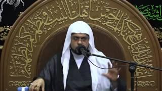 شفاء السيد البروجردي ببركة طين المعزين   الشيخ علي البيابي