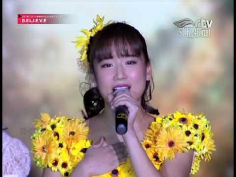 [1080p] JKT48 - Yume no Kawa @ JKT48 5th Anniversary Concert BELIEVE - RTV