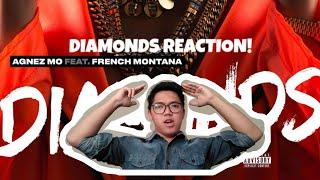Agnez Mo Diamonds ft French Montana Full Version Reaction
