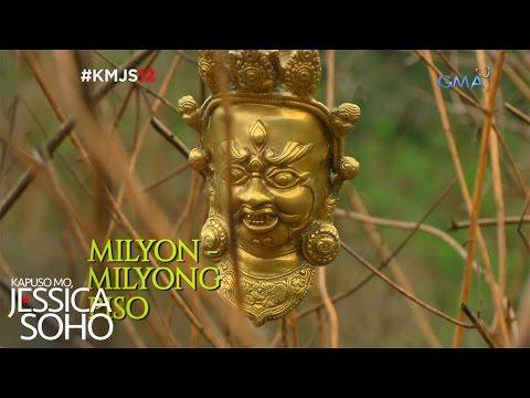 Kapuso Mo, Jessica Soho: Misteryosong Gintong Maskara