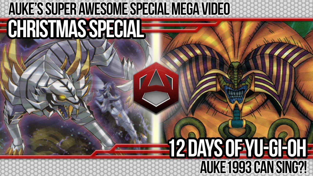 The 12 days of Yu-Gi-Oh (Christmas Special) - YouTube