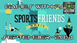 Games with PS+ - SportsFriends