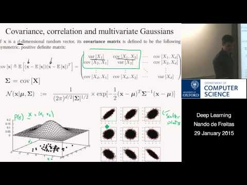 Deep Learning Lecture 3: Maximum likelihood and information