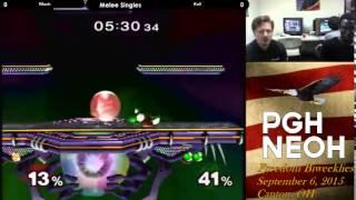 Freedom Biweeklies 9 | Mach (Fox) vs Kofi (Yoshi) | Grand Finals