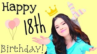 Stephanie Carina @ 18 | A Birthday Greeting Video from Your Stunners! ♡