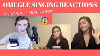 OMEGLE SINGING REACTIONS   SHE HAD MY NUMBER?! (EP. 12)