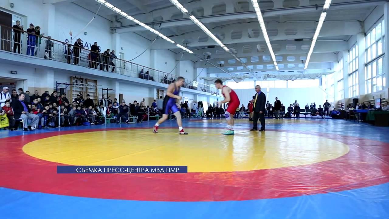 Международный турнир по борьбе «Кубок Днестра»