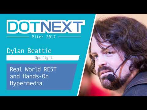 Dylan Beattie — Real World REST and Hands-On Hypermedia