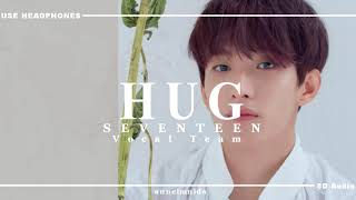 Download SEVENTEEN(세븐틴) - HUG [8D AUDIO] USE HEADPHONES 🎧 Mp3