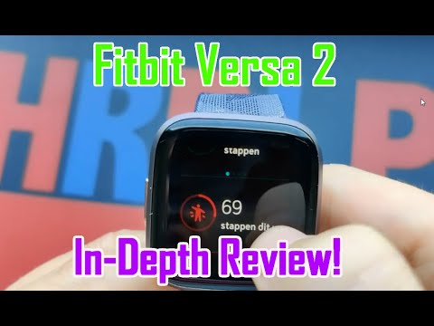 Fitbit Versa 2 In-Depth Test Review!