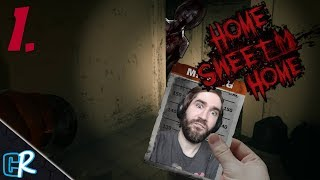 Let's Play Home Sweet Home - Blind Playthrough Part 1 - What Did We Do To Annoy This Girl!?