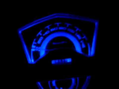 Mio 125 GTX แต่งไฟ