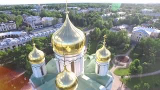 Собор Святой Екатерины г. Пушкин - DJI Phantom 3 professional