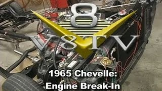 1965 Chevelle Engine Break-In-Video