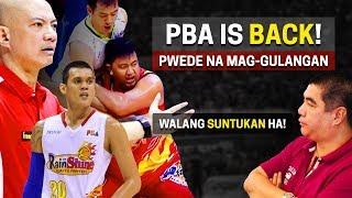 Nag-Balik na ang Original PBA | Willie Marcial is the BEST