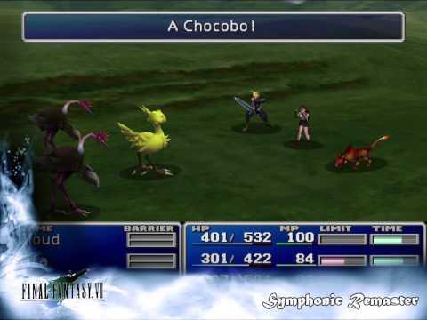 Final Fantasy VII OST Symphonic Remaster : 2 - 07 - Electric de Chocobo