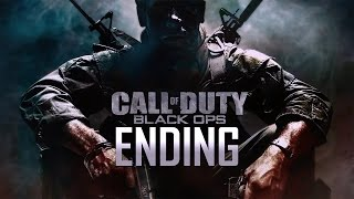 "Call of Duty: Black Ops [PC] - Last Mission: ""REDEMPTION"" The End of Game - Ending Scene"