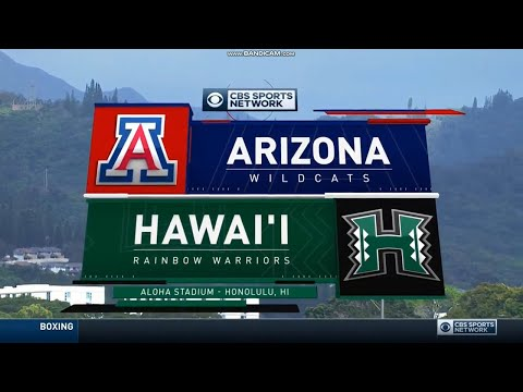 2019 College Football On CBS Sports Network Intro/Theme