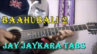Baahubali 2 Jay Jaykara Easy Guitar Tabs Beginners Lesson In Hindi.mp3