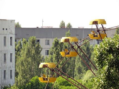 Путешествие по Припяти #5 / Trip in Pripyat #5