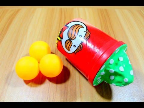 How To Make Ping Pong Ball Gun