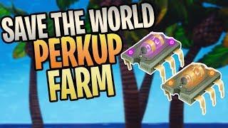 Fortnite - Legendary And Epic Perkup Farm Livestream