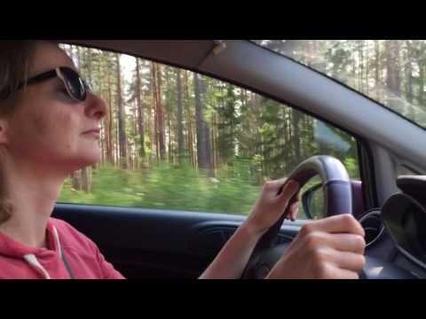 Latvian hitchhiker