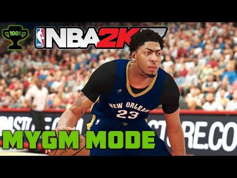 NBA 2K17 MyGM: 3 Moves to make as the New Orleans Pelicans in NBA 2K17 MyGM / MyLeague Mode