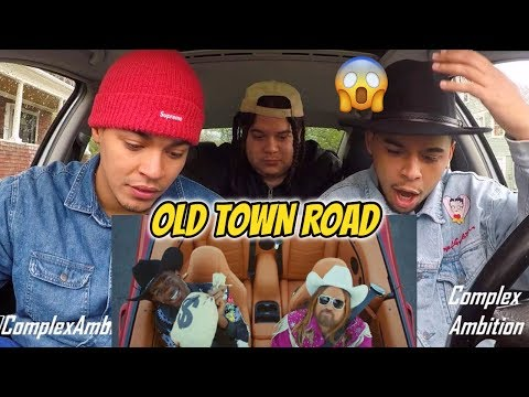 Lil Nas X - Old Town Road (Official Movie) Ft. Billy Ray Cyrus | REACTION REVIEW