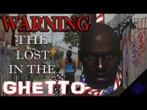 The Israelites: WARNING the lost in the Ghetto