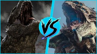 Godzilla VS Mega Kaiju (PACIFIC RIM: UPRISING)   BATTLE ARENA   DanCo VS   Godzilla VS Kong