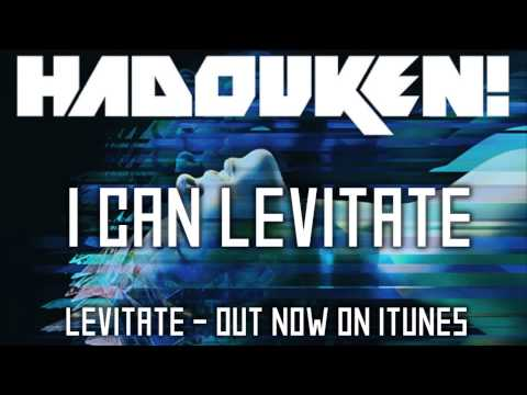 Hadouken!-Levitate [ ofiicial lyrics video ] HD