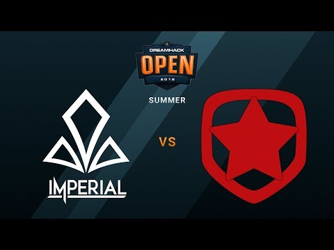 Imperial vs Gambit - DH Open Summer 2018 Playoff G.1