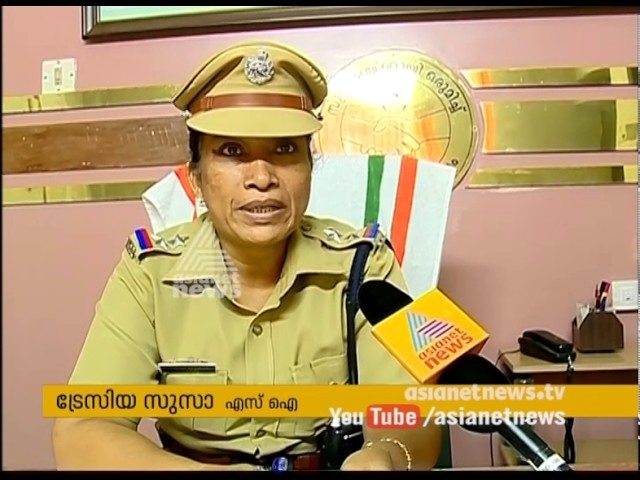 Station charge for women cops in Kadavanthra police station on World women's day