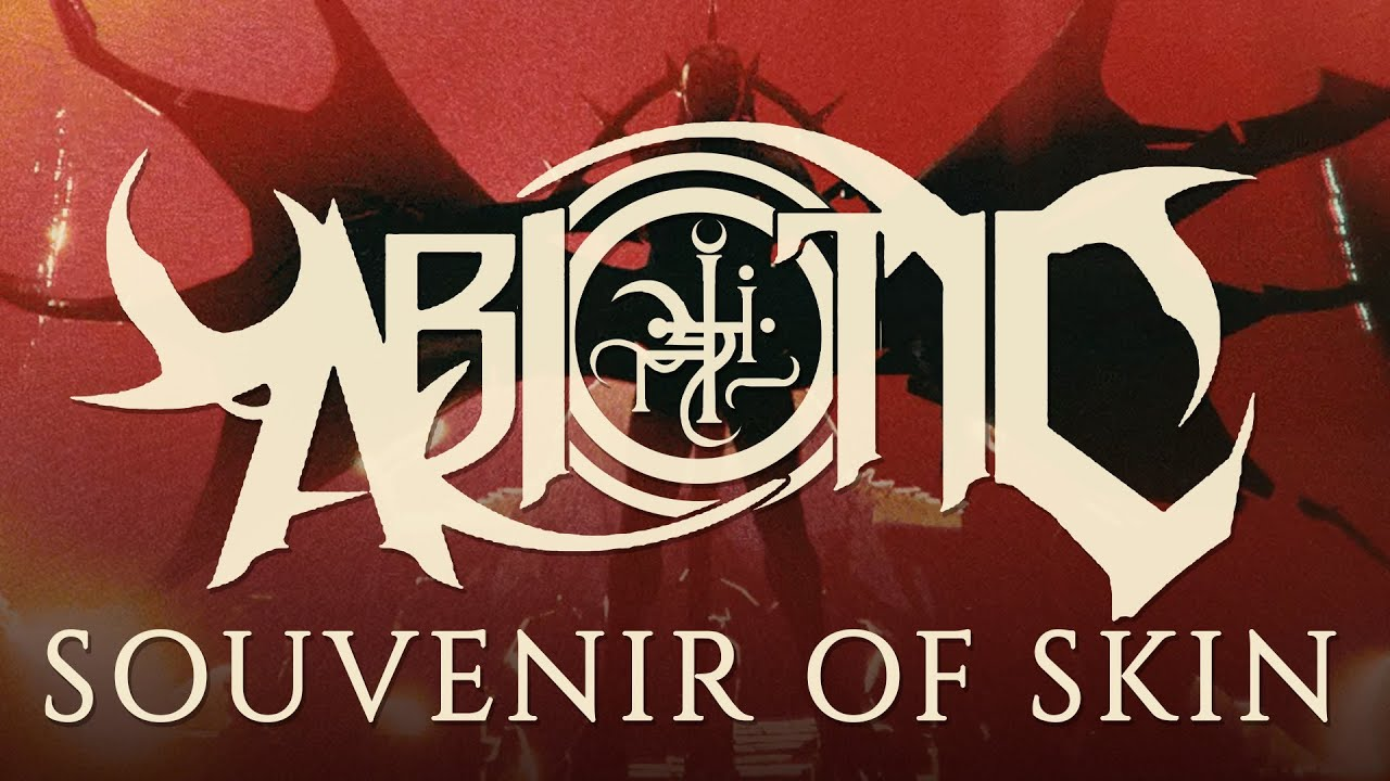 ABIOTIC - Souvenir of Skin | Feat. Trevor Strnad (Official Music Video)
