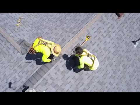 HOW TO INSTALL RIDGE CAP | ROOFER TRAINING